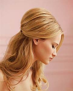 Half Up and Half Down Bridal Hairstyles Women Hairstyles