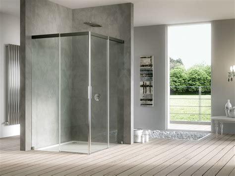box doccia  cristallo  porte scorrevoli acqua