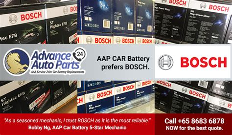 Aap 24hrs Top #1 Car Battery Replacement Service Sg 86836878