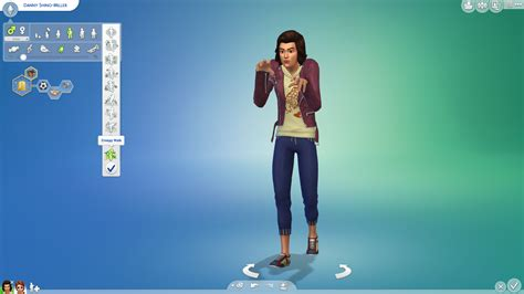 The Sims 4 New Walk Style Included In The Latest Update