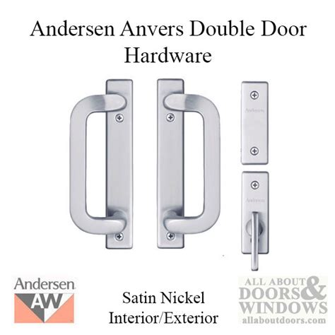 andersen frenchwood gliding door trim hardware anvers 4