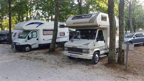 kroatien mit dem wohnmobil mit dem wohnmobil nach kroatien bijela uvala porec august 2017