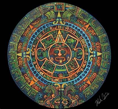 Mayan Azteca Cultura Google Maya Calendario Mayas