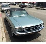 1964 1/2 Mustang Convertible Restomod