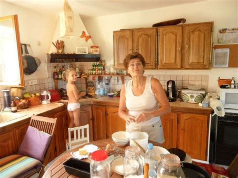 mamie cuisine vacances scolaires avec mamie le de