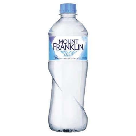 ml mount franklin  water kmart