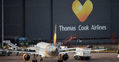 La empresa de viajes Thomas Cook se declaró en quiebra y ...