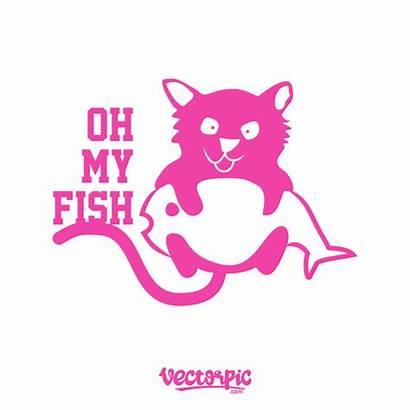 Cat Funny Vectorpic