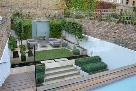 modern garden designs for small gardens modern materials small garden ideas design houseandgarden co uk
