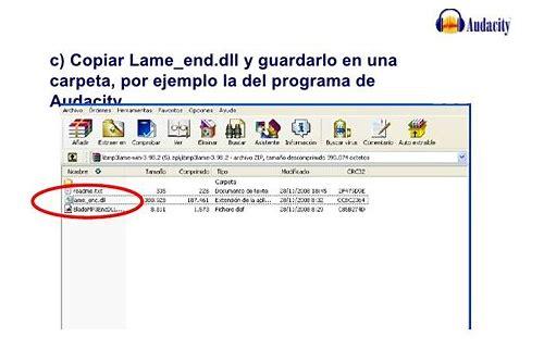 baixar codificador mp3 lame_enc enc dll para crear