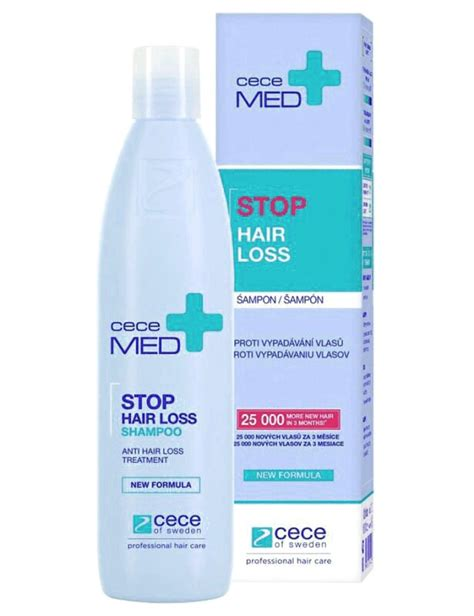 Stop Hair Loss Shampoo  Ecologic Hair
