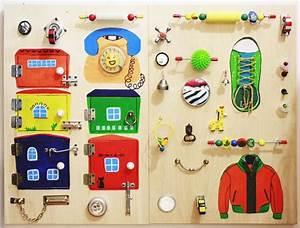 Activity Spielzeug Baby : pin von marie a auf busy boards baby spielbrett ~ A.2002-acura-tl-radio.info Haus und Dekorationen