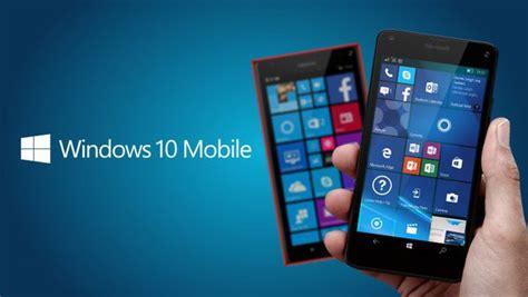 windows phone windows mobile windows 10 mobile build redstone 14327 dispon 237 vel em modo