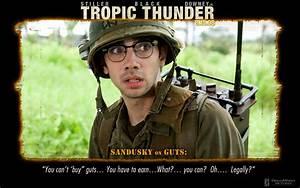 Tropic Thunder - Jay Baruchel Wallpaper (4465770) - Fanpop