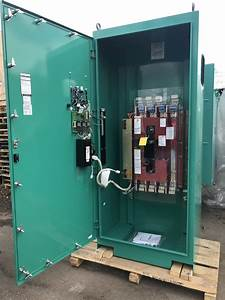New 1 200 Cummins Service Entrance Rated Automatic Transfer Switch Otpce 480v