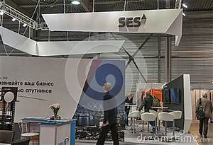 SES Global Satellite Services Provider Booth Editorial ...