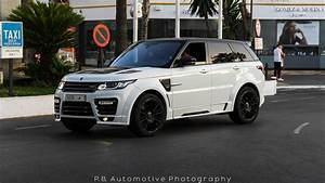 Mansory Range Rover Sport Svr Start Up And Sound In Puerto