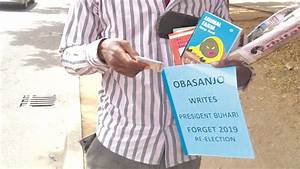 Brisk business as copies of Obasanjo's letter flood Abuja ...