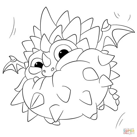 Skylanders Coloring Pages Coloring Pages
