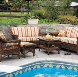bhcldbl outdoor wicker chaise lounge chair