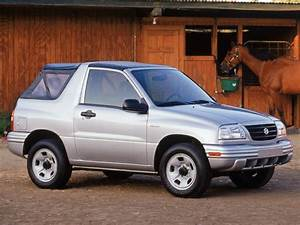 2002 Suzuki Vitara Information