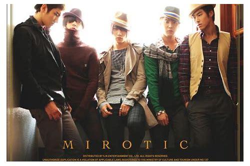 download tvxq mirotic mp3