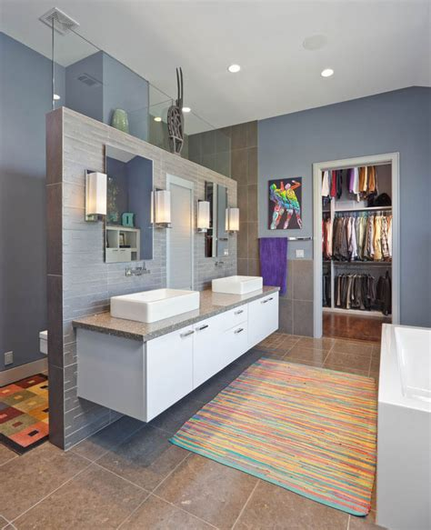 Modern Bathroom Layout by Trends In Ultra Modern Bathrooms My Decorative