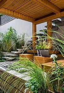 Comment Aménager Une Terrasse Extérieure : am nagement terrasse comment am nager une terrasse ~ Melissatoandfro.com Idées de Décoration