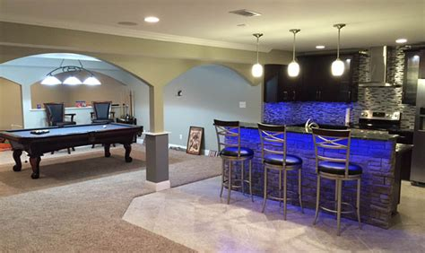Cincinnati Finished Basement Lexington, Ky Distinctive