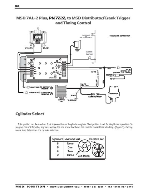 msd 6al hei wiring diagram free wiring diagram