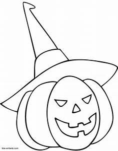Dessin Citrouille Facile : coloriage citrouille d 39 halloween enfant dessin gratuit imprimer ~ Melissatoandfro.com Idées de Décoration