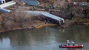 Engineer behind deadly NYC train crash sues railroad for ...