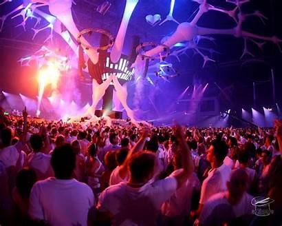 Discoteca Disco Crowd Fondos Concert Wallpapers Parede