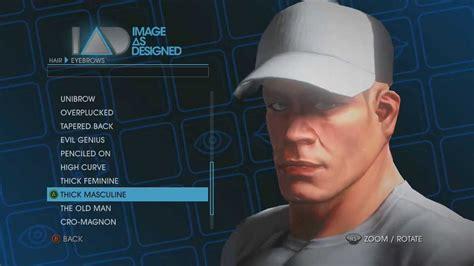 Saints Row 4 Create A Character John Cena