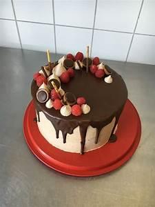 Coole Torten Zum Selber Machen : 1000 ideen zu schokoladen himbeer torte auf pinterest himbeer torte himbeeren und kuchen ~ Frokenaadalensverden.com Haus und Dekorationen