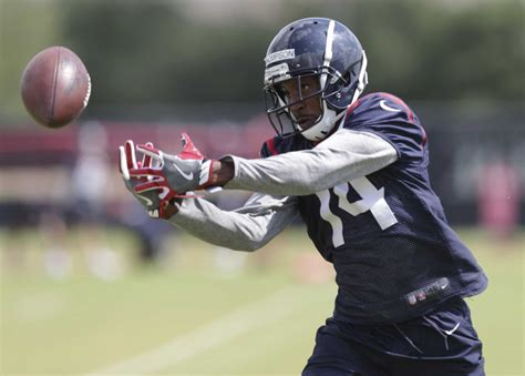 Texans Rookie Chris Thompson Primed For Specialteams Role