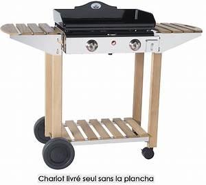 Chariot Plancha Forge Adour : forge adour 934600 chariot et capot pour plancha ~ Nature-et-papiers.com Idées de Décoration