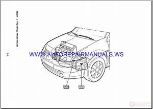 Renault Megane Ii X84 Nt8228 Disk Wiring Diagrams Manual 11
