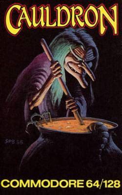 cauldron video game wikipedia