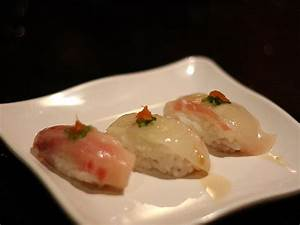 Sushi Park and Watari Bune Sake — The Delicious Life