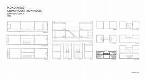 Photo : Azuma House Plan Images Tadao Ando Azuma House