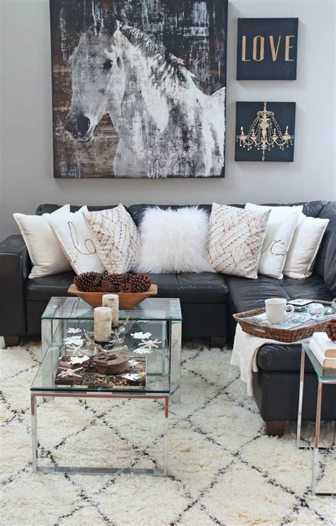 Living Room Decorating Ideas With Sofas by 30 Best Decoration Ideas Above The Sofa For 2019