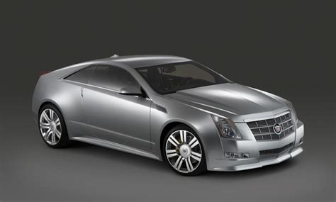 Cadillac Cts Coupe Concept by 2008 Cadillac Cts Coupe Concept Gm Authority