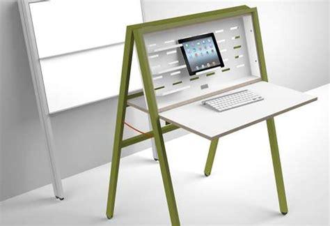 portable folding bed easel style workstations hidesk folding desk
