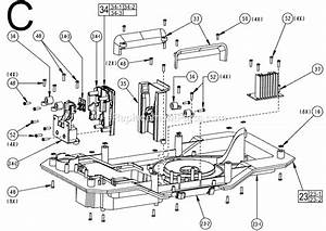 Milwaukee 0880-20 Parts List And Diagram