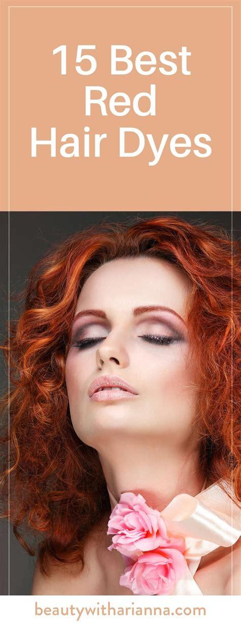 Best 25 Natural Red Hair Dye Ideas On Pinterest Hair