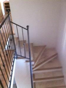 Escalier Colimaçon Beton : escaliers b ton arm droit quart tournant ou colima on ~ Melissatoandfro.com Idées de Décoration