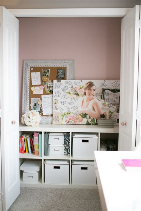 creating a beautiful productive home office space