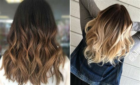 21 Stylish Ombre Color Ideas For Brunettes