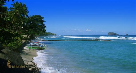 candidasa beach east bali places  stay